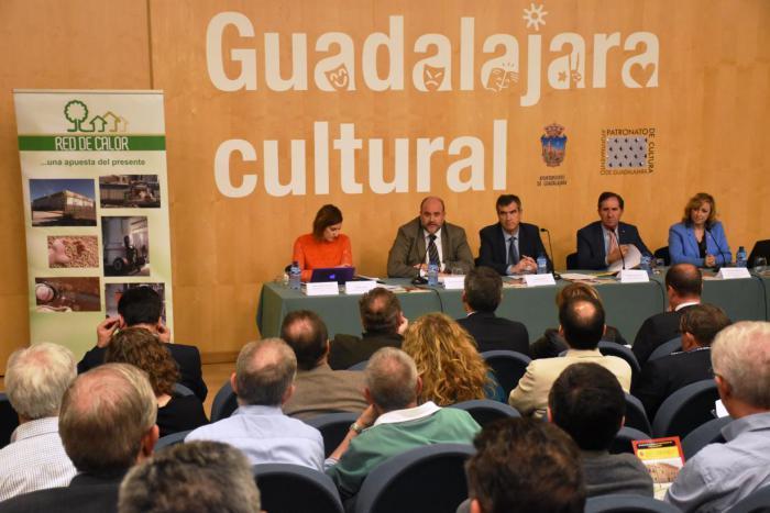 """La Junta apuesta por """"devolver la rentabilidad a los montes"""" a través de la Estrategia Regional de Biomasa"""