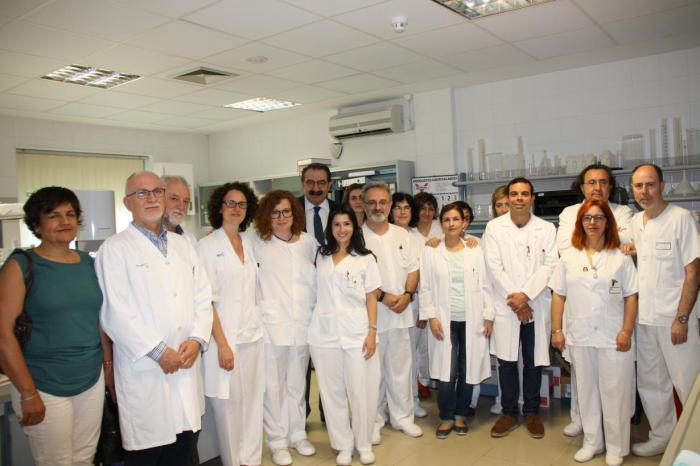 Castilla-La Mancha impulsa el avance del diagnóstico y tratamiento del cáncer en el Hospital 'Virgen de la Luz'