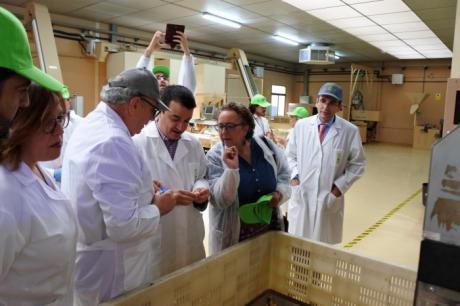 El sector agroalimentario y forestal que apueste por la innovación tecnológica contará con un paquete de ayudas de 3,7 millones de euros
