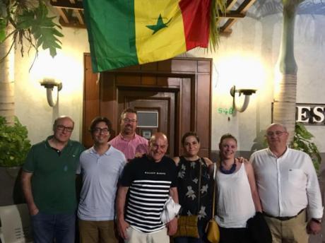 Un total de seis empresas de Castilla-La Mancha participan en una misión comercial de bienes de consumo y servicios que organiza el Gobierno regional en Senegal