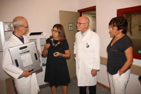 Castilla-La Mancha avanza en el proceso de transformación digital de la imagen médica de su sistema sanitario público