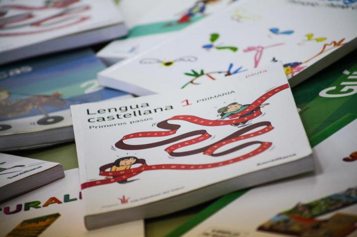 La Junta concederá el próximo curso 17.324 ayudas de comedor escolar y 65.277 para el uso de libros de texto