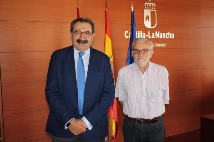 El presidente de la Federación de Asociaciones en Defensa de la Sanidad Pública reconoce la labor del Gobierno de Castilla-La Mancha