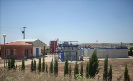 Se invierte más de 230.000 euros para la mejora de la depuradora de Villaescusa de Haro