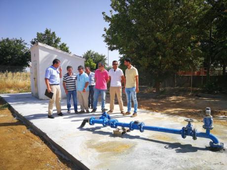 Actuaciones de mejora en el abastecimiento de los municipios conquenses de Olivares del Júcar y Cervera del Llano