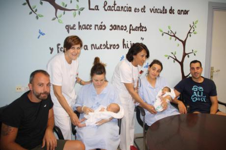 Se impulsa el proyecto de promoción de la lactancia materna en Cuenca con la creación de un lactario