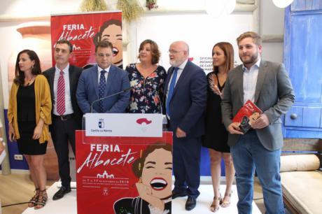 La Junta se implica en la Feria de Albacete con la organización del video mapping, un stand propio y casi 100.000 euros de inversión