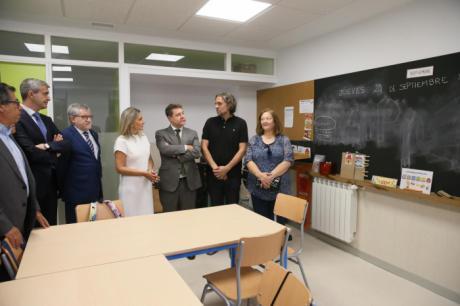 La Junta trabaja en un nuevo Decreto de Inclusión Educativa que contará con la participación de asociaciones y comunidad escolar