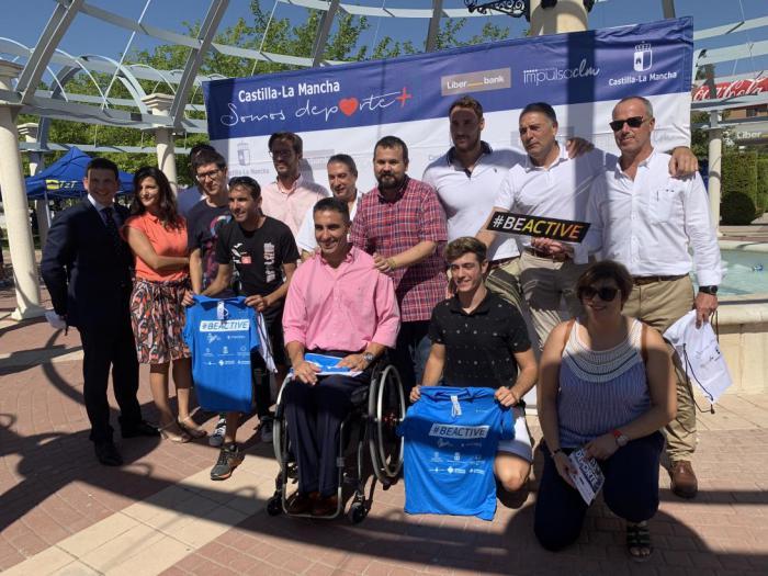 Cerca de 3.000 personas participan hoy en Tarancón en las actividades de la Semana Europea del Deporte