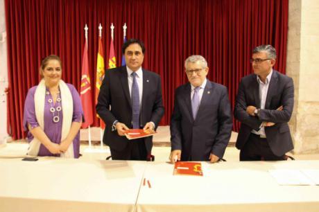 La Junta se muestra convencido de que la exposición 'Vía Mística: Bill Viola' contribuirá a la desestacionalización del turismo en Cuenca