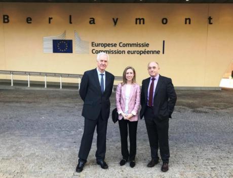 Castilla-La Mancha defiende la cohesión ante la Unión Europea