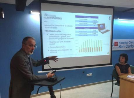 El proyecto 'Ykonos' del SESCAM, modelo de referencia del proceso de digitalización en los sistemas sanitarios