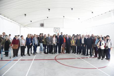 El nuevo Plan de Infraestructuras priorizará la construcción de instalaciones deportivas de doble uso en municipios que no dispongan de ninguna