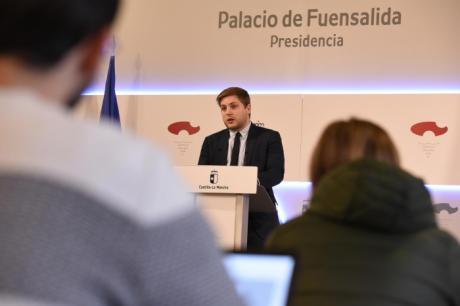 """El Gobierno regional lamenta el discurso """"superficial, sin profundidad y repleto de insultos"""" del nuevo presidente del PP en la región"""