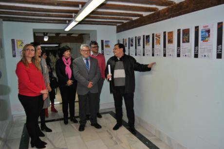 """La """"Historia del cómic"""" en una exposición en la Escuela de Arte 'José María Cruz Novillo'"""