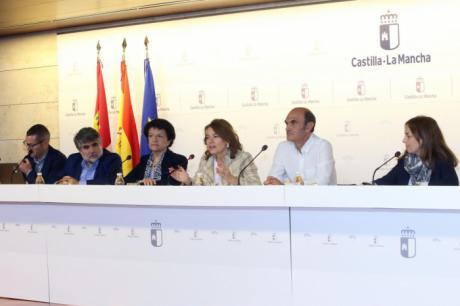 Castilla-La Mancha presenta el Plan de Infancia y Familias 2018-2021