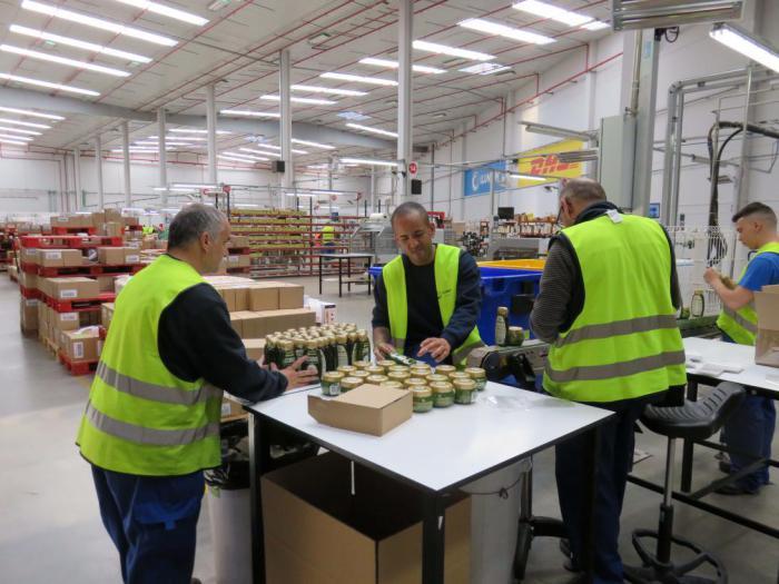 Castilla-La Mancha registra un incremento cercano al 4% en las exportaciones entre enero y septiembre de este año