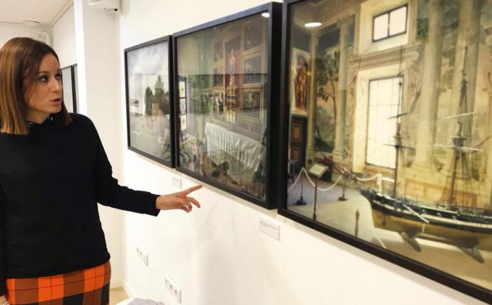 'El Alma de Cervantes', bajo el prisma de Castro Prieto, exposición fotográfica de la Oficina de Promoción Turística de Castilla-La Mancha en Madrid