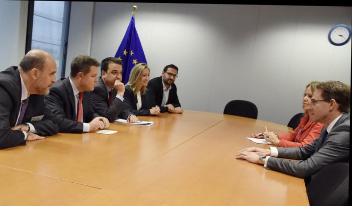 El Gobierno de Castilla-La Mancha reclama a la Comisión Europea recursos y fondos comunitarios para luchar contra la despoblación