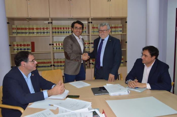 La Fundación del Patronato de Música Religiosa de Cuenca e Incarlopsa suscriben un acuerdo por el que la empresa dona 200.000 euros para actividades de 2019