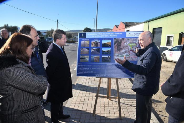 La Junta afronta la reunión con el ministro Ábalos con la prioridad de que se ejecuten las inversiones de los proyectos de la comunidad que llevan años parados