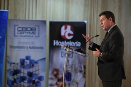 García-Page avanza que la titulación de Turismo en Cuenca se ofertará desde ahora a los futuros universitarios