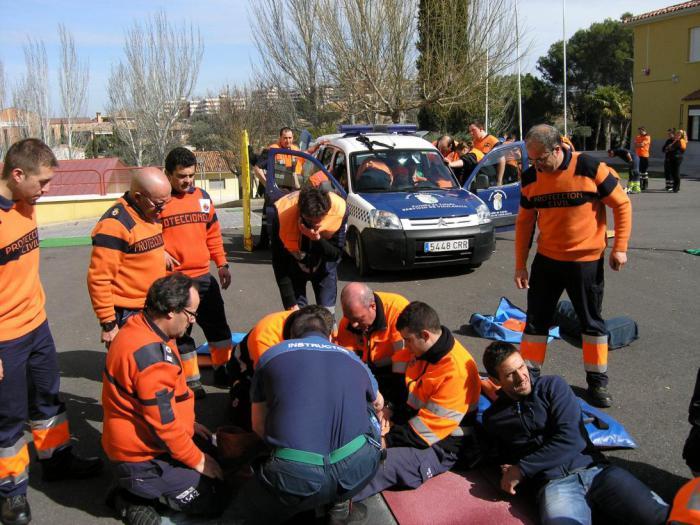La Escuela de Protección Ciudadana de Castilla-La Mancha realizará 139 cursos destinados a los colectivos de activación en emergencias