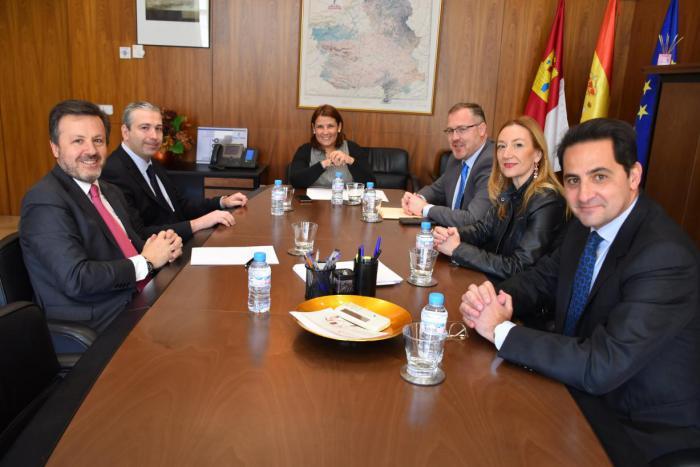 La Consejería de Fomento incorpora a los seis Colegios Oficiales de Abogados de Castilla-La Mancha a las comisiones regionales y provinciales de Ordenación del Territorio y Urbanismo