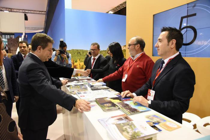 García-Page compromete la creación de otros diez mil puestos de trabajo en el sector turístico de Castilla-La Mancha