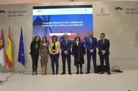 Castilla-La Mancha pone en marcha el 'Club Producto Turismo de compras' con 50 empresas adheridas