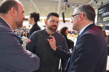 Cuenca acogerá en marzo el Foro Food Summit con una treintena de empresas agroalimentarias