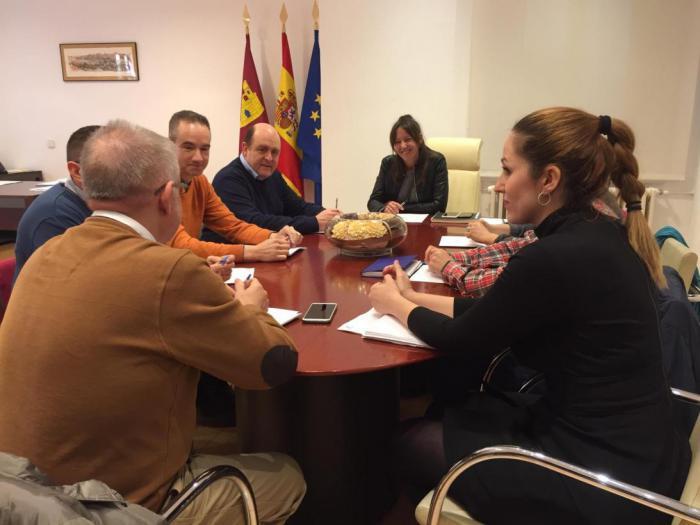 Herranz destaca que la Ley de Garantía de Ingresos y Garantías Ciudadanas comparte los objetivos de la Consejería y la EAPN