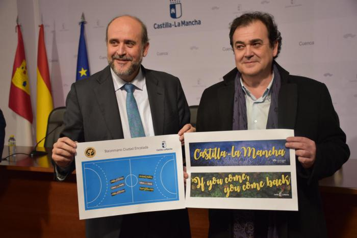 La Junta acuerda un nuevo patrocinio con el Liberbank Cuenca para sus partidos de competición europea