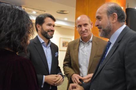 """Martínez Guijarro: """"Tenemos un abanico de ayudas a la inversión que hace muy atractiva nuestra región para la implantación de empresas"""""""