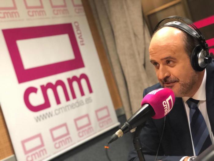 Martínez Guijarro se muestra convencido de que los ciudadanos sopesarán y apostarán por la gestión de García-Page