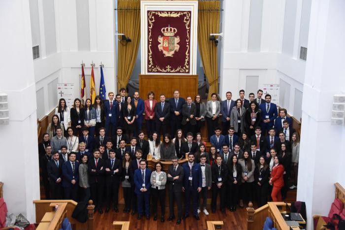 """García-Page: """"El Estado de las Autonomías ha contribuido a asentar la democracia, a extenderla por el territorio y a igualar en oportunidades"""""""