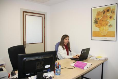 Se duplica el espacio y la atención de la Consulta de Atención Farmacéutica del Virgen de la Luz