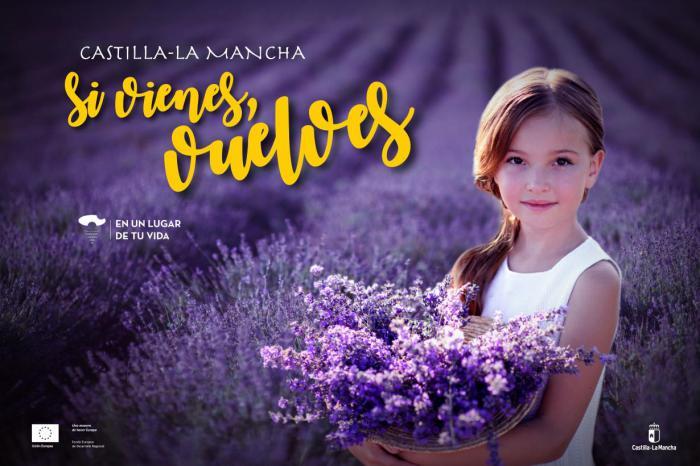 Se lanza la campaña de turismo 'Castilla-La Mancha, si vienes vuelves' en más de 600 salas de cine del país