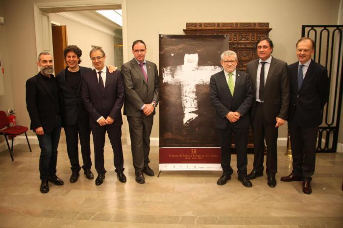 Mariscal atribuye el éxito de la Semana de Música Religiosa a la excelencia de la unión de la música con el patrimonio monumental de Cuenca