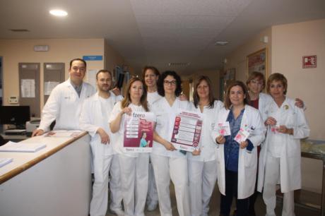 El Virgen de la Luz se suma al proyecto 'Flebitis Zero' para instaurar prácticas seguras en la inserción de catéteres venosos periféricos