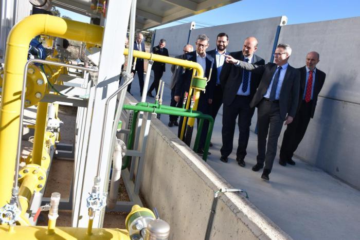 La Junta espera que la distribución de gas natural llegue a 29 nuevos municipios durante este año