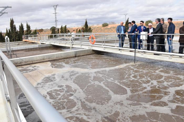 La Junta ha invertido más de 33,3 millones de euros en depuración en la provincia de Cuenca en esta legislatura
