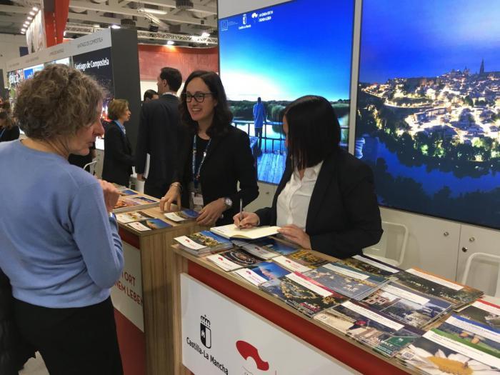 Castilla-La Mancha participa en la feria de turismo ITB de Berlín