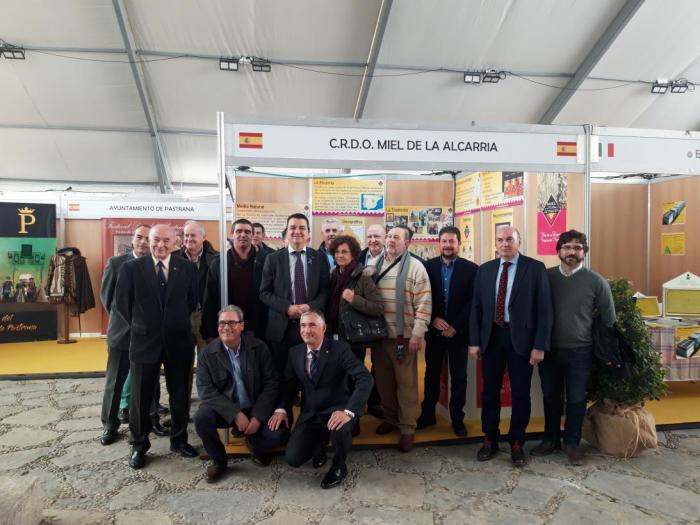 Castilla-La Mancha aplaude la obligatoriedad de incluir el origen en el etiquetado de la miel lo que favorecerá el consumo de la producida en la región