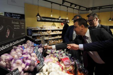 Los productos ecológicos certificados de Castilla-La Mancha están ya identificados en los lineales para llegar mejor a los consumidores