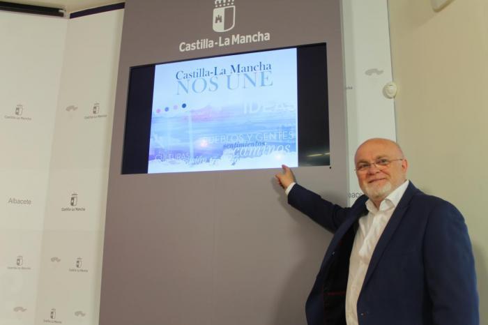 """La Junta presenta las actividades del Día de Castilla-La Mancha destacando que """"celebramos todo lo que nos une y nuestras señas de identidad como territorio dentro del conjunto de España"""""""
