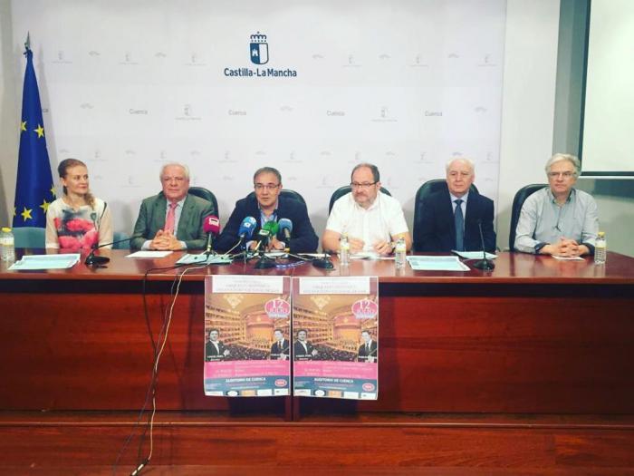 Cuenca acogerá del 7 al 13 de julio el XXXVIII Curso y Festival Internacional de Música 'Martín Códax'