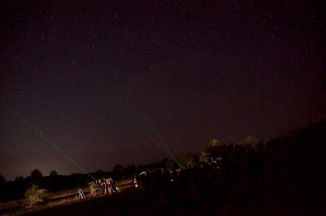 Veranos Astronómicos en la Serranía