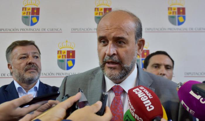 En imagen José Luis Martínez Guijarro
