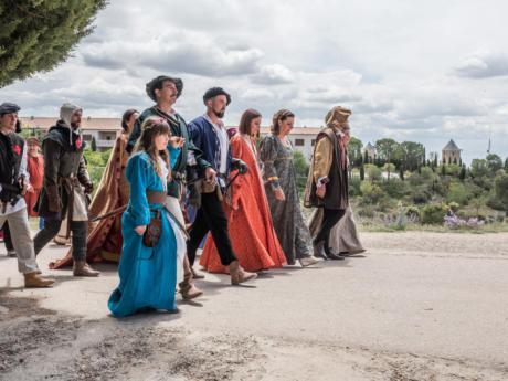 El Castillo de Belmonte lleva al siglo XV a los concursantes de MasterChef Celebrity en el programa que se emite este miércoles